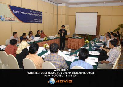 Workshop di Hotel Novotel