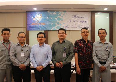 Public Training bersama PT. Barata Indonesia