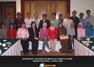 Workshop di Sheraton Hotel