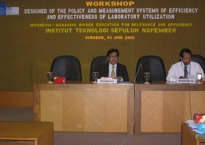 Workshop ITS Surabaya