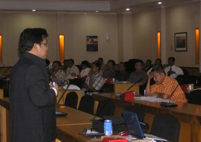 Workshop di ITS Surabaya