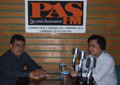 Host Radio Talkshow