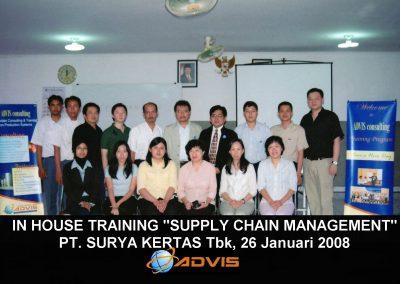 Training PT. Surya Kertas